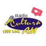 Logo da emissora Rádio Cultura 1590 AM