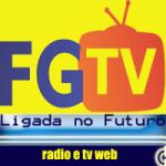 Logo da emissora FGTV Rádio e TV Web