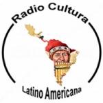 Logo da emissora Rádio Cultura Latino Americana