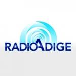 Logo da emissora Adige 97.5 FM