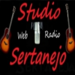 Logo da emissora Web Rádio Studio Sertanejo