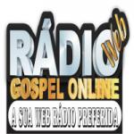 Logo da emissora Rádio Gospel Online