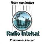 Logo da emissora Rádio Intelsat