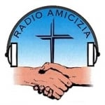 Logo da emissora Amicizia 100.8 FM