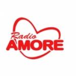 Logo da emissora Amore 105.8 FM