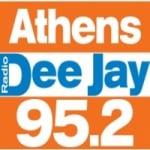 Logo da emissora Atenas Dee Jay 95.2