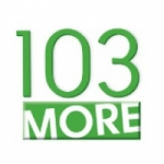 Logo da emissora Radio More 103 FM