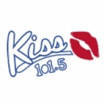 Logo da emissora Kiss MJT 101.5