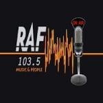 Logo da emissora Antenna Fondi 103.5 FM