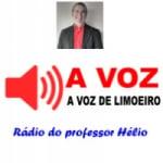 Logo da emissora Rádio A Voz Do Limoeiro