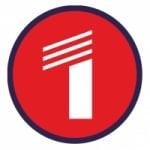 Logo da emissora Antenna Uno 101.4 FM