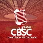 Logo da emissora Rádio Como é Bom Ser Colorado