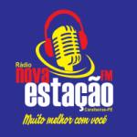 Logo da emissora Web Rádio Nova Estação FM