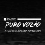 Logo da emissora Rádio Puro Vozão