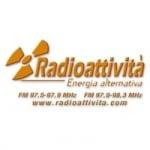 Logo da emissora Radioattività 97.5 FM