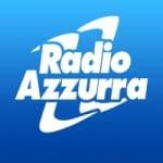 Logo da emissora Azzurra 91.3 FM