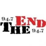 Logo da emissora KZND 94.7 FM