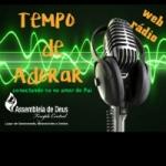 Logo da emissora Web Rádio Tempo de Adorar
