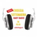 Logo da emissora Baby Chioggia 98 FM