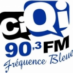 Logo da emissora Radio CIQI 90.3 FM