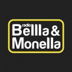 Logo da emissora Radio Bellla & Monella 93.1 FM