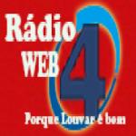 Logo da emissora Rádio Web 4