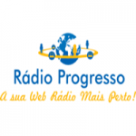 Logo da emissora Web Rádio Progresso