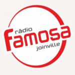 Logo da emissora Rádio Famosa FM