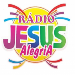 Logo da emissora Rádio Jesus Alegria