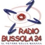 Logo da emissora Bussola 24 88.5 FM