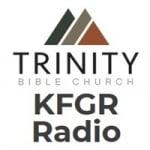 Logo da emissora KFGR 88.1 FM