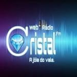 Logo da emissora Web Rádio Cristal FM