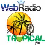 Logo da emissora Web Rádio Tropical FM