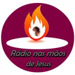 Logo da emissora Rádio Nas Mão De Jesus
