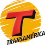 Logo da emissora Rádio Transamérica 101.1 FM