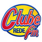 Logo da emissora Rádio Clube 101.1 FM