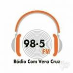 Logo da emissora Rádio Com 105.9 FM