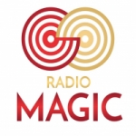 Logo da emissora Radio Magic 100.4 FM