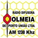 Logo da emissora Rádio Colméia 1230 AM