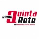 Logo da emissora Radio Quinta Rete 93.9 FM