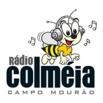 Logo da emissora Rádio Colméia 850 AM