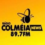 Logo da emissora Rádio Colméia News 89.7 FM