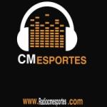 Logo da emissora Rádio CM Esportes