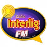 Logo da emissora Rádio Interlig FM