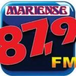 Logo da emissora Rádio Mariense FM