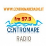 Logo da emissora Centro Mare 97.3 FM