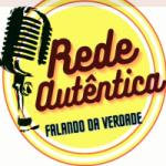 Logo da emissora Rádio Rede Autêntica