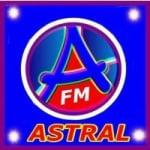 Logo da emissora Rádio Astral FM