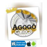 Logo da emissora Rádio Agogô Carioca