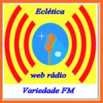 Logo da emissora Rádio Variedade FM